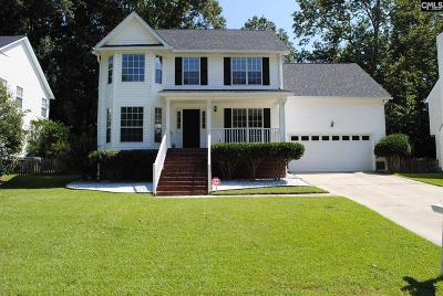 Irmo Single Family Home For Sale: 109 Holly Creek
