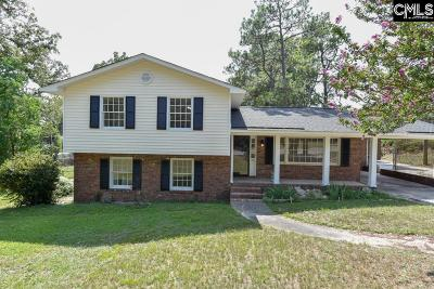 West Columbia Single Family Home For Sale: 701 S Parson