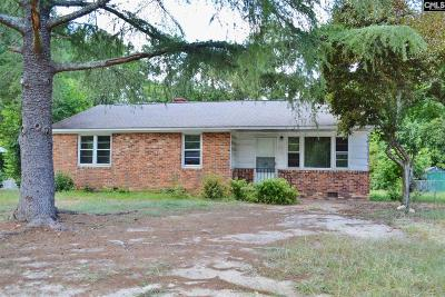 Lexington County, Richland County Single Family Home For Sale: 1011 Betsy