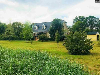 Newberry Single Family Home For Sale: 1067 Green Tree