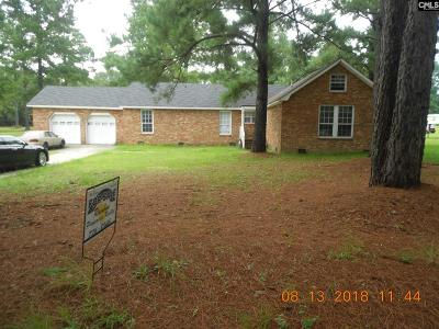 Eastover SC Single Family Home For Sale: $88,000