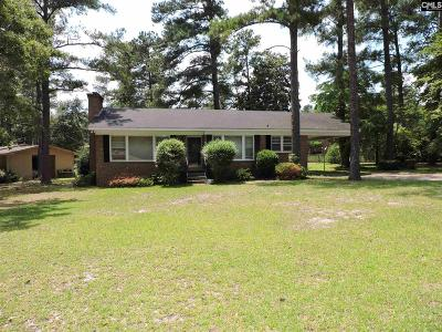 Forest Acres Single Family Home For Sale: 4717 Meadowood