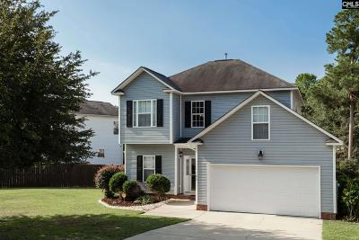 Blythewood Single Family Home For Sale: 63 Summer Brook