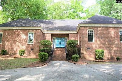 West Columbia Single Family Home For Sale: 2625 Pine Lake