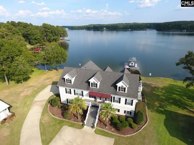 Wateree Hills, Lake Wateree, wateree keys, wateree estate, lake wateree - the woods Single Family Home For Sale: 967 Dutchman