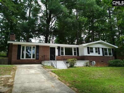 Columbia Single Family Home For Sale: 880 Delverton Road