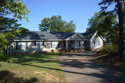 Kershaw County Single Family Home For Sale: 1860 Lake