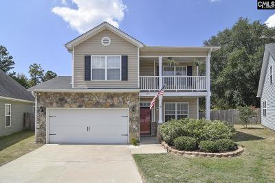 West Columbia Single Family Home For Sale: 427 Parkstone