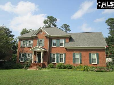 Columbia Single Family Home For Sale: 1068 Flat Chimney
