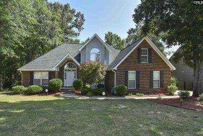 Blythewood Single Family Home For Sale: 122 Bent Oak