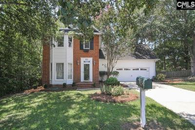 Columbia Single Family Home For Sale: 213 Silvermill