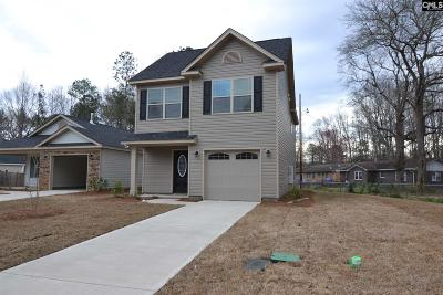 West Columbia Single Family Home For Sale: 445A Ravenscroft #13B
