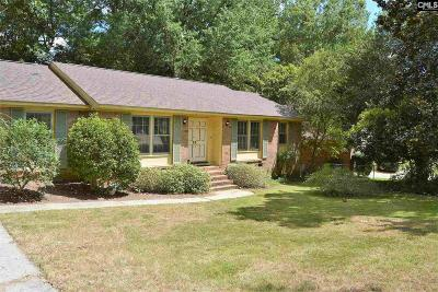 Irmo Single Family Home For Sale: 118 Sonning