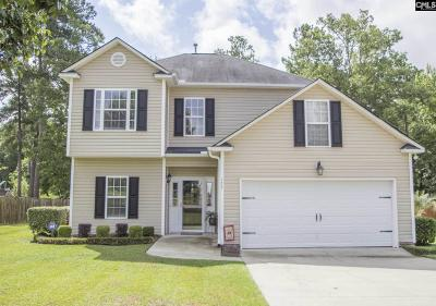 Blythewood Single Family Home For Sale: 177 Summer Pines