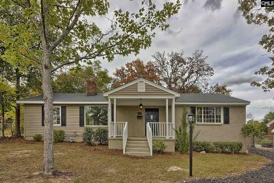 West Columbia Single Family Home For Sale: 1616 C