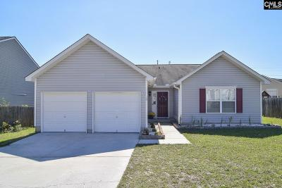 West Columbia Single Family Home For Sale: 168 Berry Dr