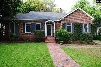 Camden Single Family Home For Sale: 210 Chesnut