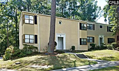 Columbia SC Townhouse For Sale: $35,000