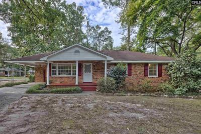 Columbia Single Family Home For Sale: 201 Pitney