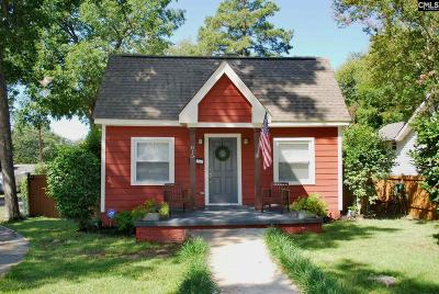 Rosewood Single Family Home For Sale: 815 Howard