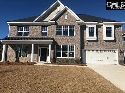 Blythewood Single Family Home For Sale: 111 Long Cove Lot 21