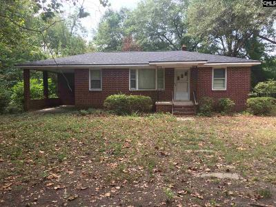 Cayce, Springdale, West Columbia Single Family Home For Sale: 100 Dale