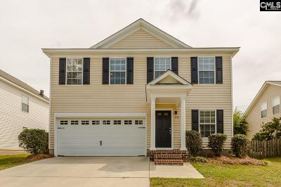 Columbia Single Family Home For Sale: 1976 Lake Carolina