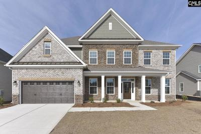 Blythewood Single Family Home For Sale: 117 Long Cove Lot 20
