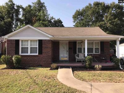 West Columbia Single Family Home For Sale: 1786 D
