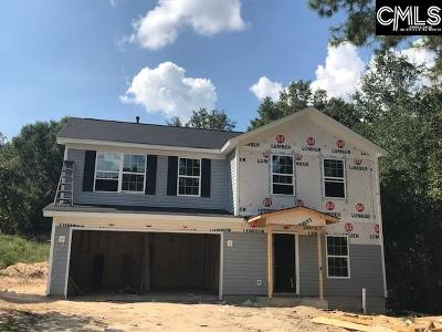 West Columbia Single Family Home For Sale: 203 Isom #Lot 35