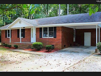 Newberry Single Family Home For Sale: 80 Brown Chapel