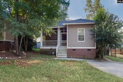 Columbia SC Single Family Home For Sale: $146,250