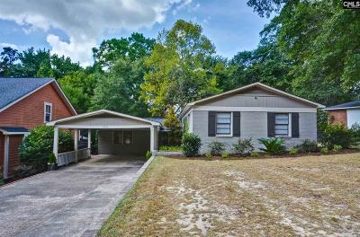 Earlewood Single Family Home For Sale: 3409 Park