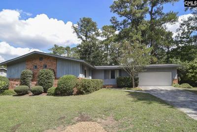 Columbia Single Family Home For Sale: 3315 Bush River