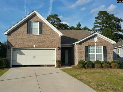 Single Family Home For Sale: 109 Flora Springs