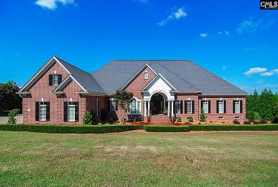 Lexington County, Newberry County, Richland County, Saluda County Single Family Home For Sale: 117 Beaver Ridge