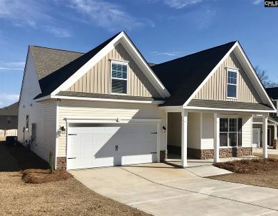 Manors At White Knoll Single Family Home For Sale: 509 Palmetto Creek