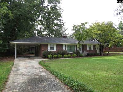 Saluda Gardens Single Family Home For Sale: 1137 Seminole