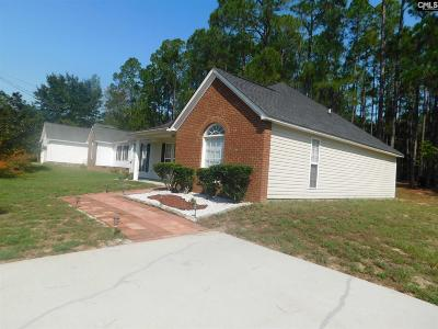Single Family Home For Sale: 1830 Old Barnwell