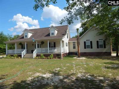 Kershaw Single Family Home For Sale: 4805 Catawba