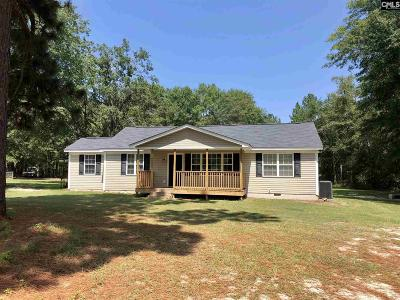 Lugoff Single Family Home For Sale: 1350 Longtown