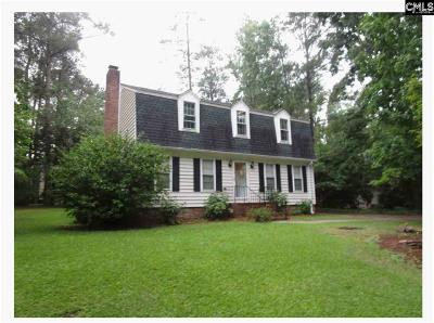 Columbia SC Single Family Home For Sale: $157,900