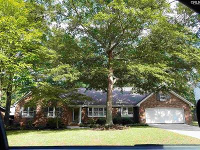 West Columbia Single Family Home For Sale: 296 Marabou