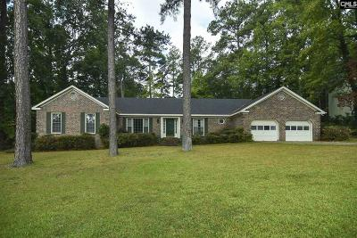 West Columbia Single Family Home For Sale: 2405 Owl