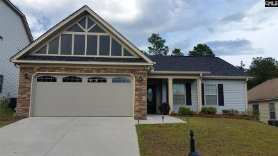 Lexington County, Richland County Single Family Home For Sale: 286 Emanuel Creek