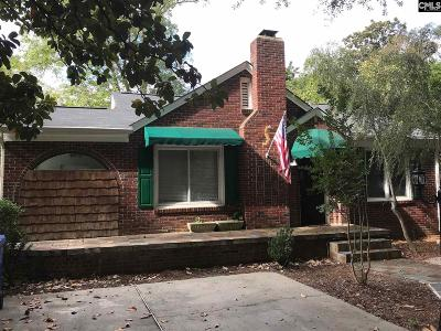 Earlewood Single Family Home For Sale: 2821 Lincoln