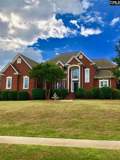 Lexington County Single Family Home For Sale: 110 Old Carrington