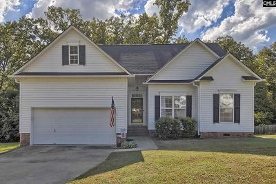 Irmo Single Family Home For Sale: 3 Short Pine