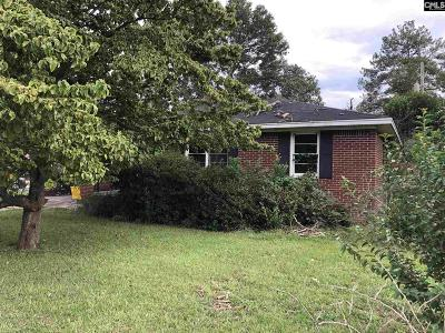 Cayce Single Family Home For Sale: 1501 Granby