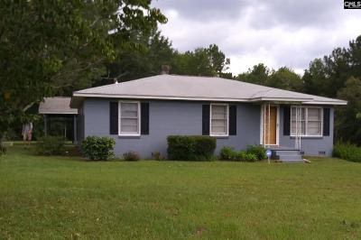 Columbia Single Family Home For Sale: 3500 Hard Scrabble